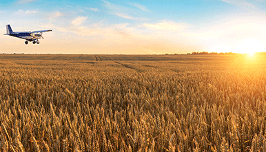 Advanced Spray Application – Grain